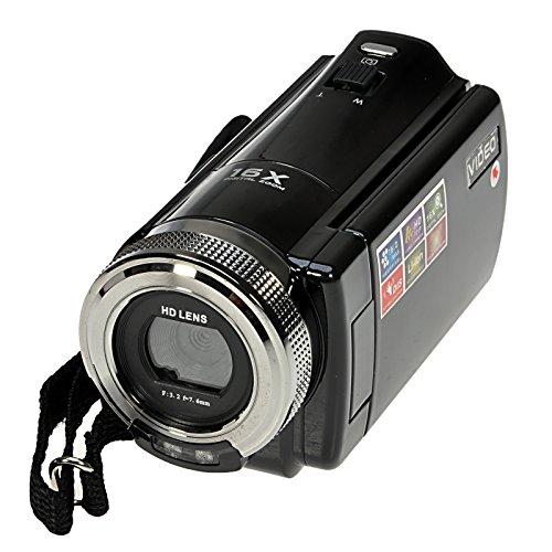 HD 720P 16MP Digital Video Camcorder Kamera DV DVR 2,7 '' TFT LCD 16x ZOOM - Digitale Lcd-dvr