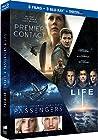 Coffret - Premier contact + Passengers + Life - Origine inconnue [Blu-ray + Copie digitale]