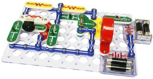 Snap-Circuits-Sc-300-Juego-de-circuito-elctrico