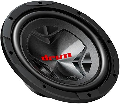 JVC CW-DR120 Subwoofer 30 cm schwarz