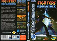 Fighters Megamix (SEGA Saturn PAL)