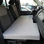 KFoam-Materasso-Pieghevole-Letto-Anteriore-Camper-per-Volkswagen-T5-E-T6
