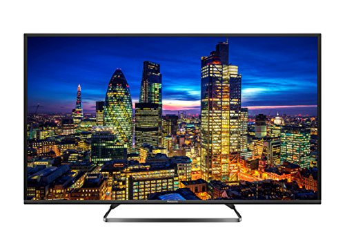 Panasonic TX-55CXW684 55' 4K Ultra HD Smart TV Wifi Negro, Plata LED TV - Televisor (4K Ultra HD, B,...