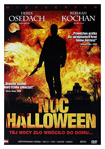 Noc Halloween / Halloween Night [PL Import] (Halloween-film Michael Jackson)