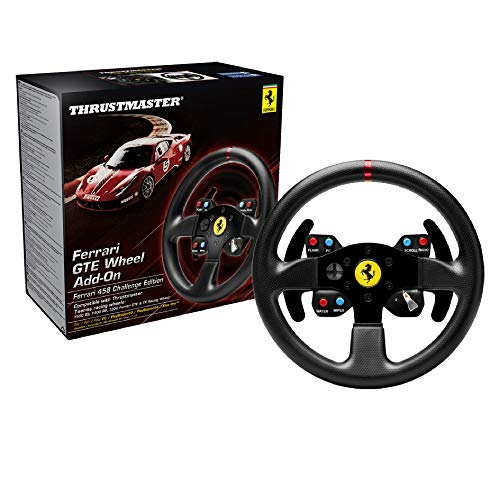 Thrustmaster Gte F458 Volante Add On -...