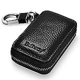 Auto-Schlüsselanhängeretui/-halter, schwarz