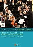 Concert d'ouverture oeuvres de schubert, strauss & webern