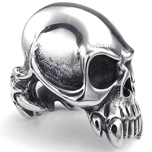 amdxd-bijoux-acier-inoxydable-bague-de-mariage-pour-hommes-argent-noir-crane-forme-38mmtaille-59