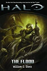 Halo: The Flood by William C. Dietz (2010-10-12)