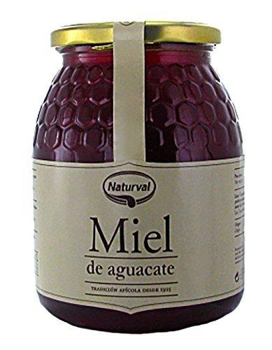 Naturval - Miel de Aguacate, Aroma Floral y Sabor Rico y Dulce, 950 g