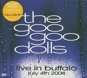 The Goo Goo Dolls - Live in Buffalo  (+ CD) [2 DVDs]