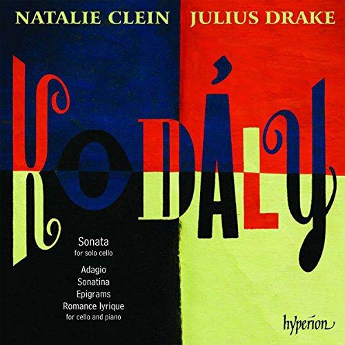 Kodaly: Cellosonate Op.8 / 9 Epigramme / Sonatina / u.a.
