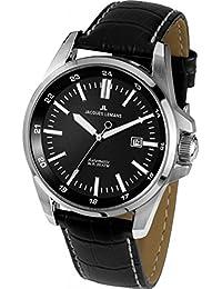 Jacques Lemans Herren-Armbanduhr 1-1869A