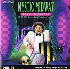 Mystic Midway - Rest in Pieces CD-i CDI PAL Version (English Language)