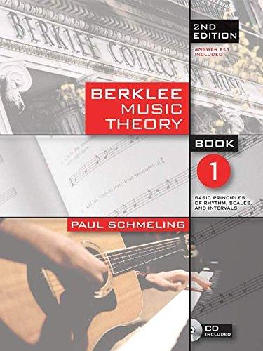 latest BookPDF Berklee Music Theory, Book 1: Basic