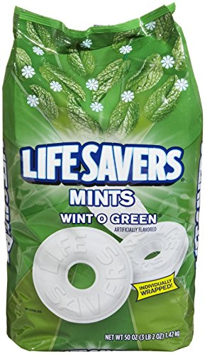LifeSavers Life Savers Hard Wint-O-Green 292 Stück aus den USA