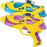 Pistolet à eau de tir à longue distance pour enfants XAGOO Jouets pour Armes 2 pièces