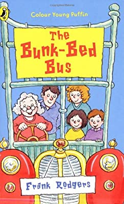 The Bunk-bed Bus (Colour Young Puffin) - cheap UK light store.