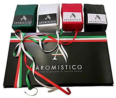 AROMISTICO Crafted Selections of Italian Coffee - Luxury Coffee Hamper Gift Box from Arca S.r.l.