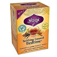Yogi Soothing Carmel Tea - Bedtime (3 Pack)