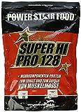 SUPER HI PRO 128, Top-Protein, 1000g Beutel, Protein-Bestseller von höchster biologischen Wertigkeit 128, Geschmack: Erdbeer-Vanille