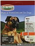 Field & Stream Floh & Zeckenhalsband für Hunde mit Hals
