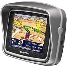 "TomTom RIDER Europe 2ND edition - Navegador GPS (320 x 240 Pixeles, LCD, 8,89 cm (3.5""), 310g, 11,32 cm, 9,62 cm) Gris"