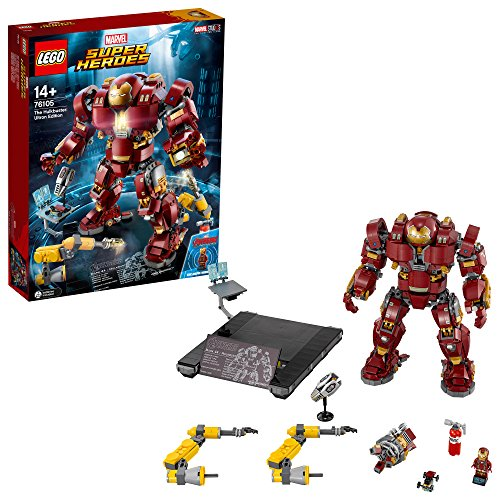 LEGO Marvel Super Heroes 76105 - Le Hulkbuster : Ultron Edition