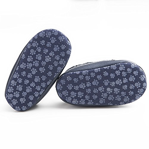 Etrack-Online  Baby Loafers, Baby Jungen Lauflernschuhe Blau