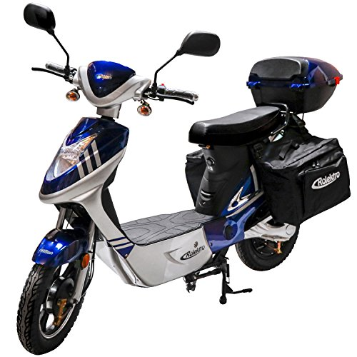 Rolektro eco-City 45 V2 Plus E-Motorroller Bild 2*