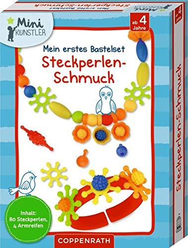 Mein erstes Bastelset: Steckperlen-Schmuck (Mini-Künstler)