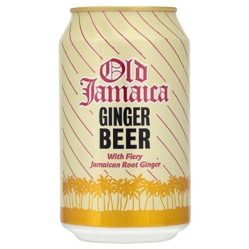 Old Jamaica - Getränk mit Ingwerbier-Geschmack - 24 x 330ml - Alc.: 0{6a1927d6642ab8b026fce2376ceb66d2f82e4e897357f0418772084cb6a251ec}