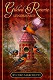 Gilded Reverie Lenormand: Kartendeck mit Anleitungsheft auf Deutsch - Ciro Marchetti
