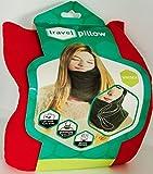 Nackenstütze in Schal-form AT Rot ideal für Reisen