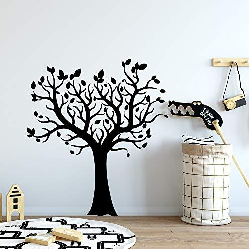 jiushizq DIY Baum Wandaufkleber Vinyl wasserdicht Dekoration Zubehör für Kinderzimmer Kinderzimmer Dekor für Kinderzimmer XL 57 cm x 63 cm
