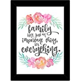 TiedRibbons® Inspirational Poster For Boys Room With Frame | Wall Posters In Hall | Inspirational Posters Framed | Poster For Wall (13.6 Inch X 10.2 Inch,Framed Poster)