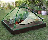 Leicht und Einfach zu bauende Hochbeet mit Abdeckung-Echo und umweltfreundlich bewegliche, schützen Sie Ihre Zuschneiden und eigenen Mikroklima für Ihre Pflanzen.