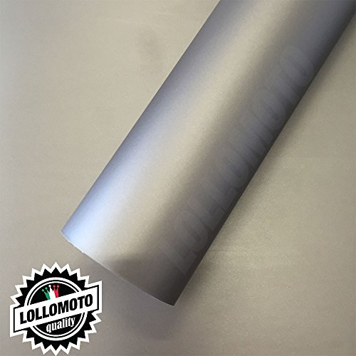 Grigio opaco pellicola adesiva auto car wrapping - 38x50cm