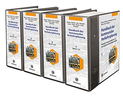 HKV - Handbuch der kommunalen Verkehrsplanung