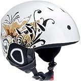 Ultrasport Women's  Ski/Snowboard Helmet Race Edition