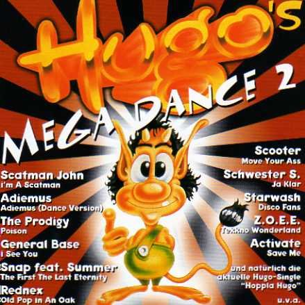 20 Eurobeat und Pop Hits aus den 90er Jahren