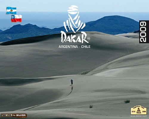 Dakar Argentina-Chile par Eric Vargiolu