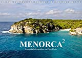 MENORCA 2 - Landschaftsfotografien von Niko Korte (Tischkalender 2020 DIN A5 quer): Menorca - Balearen - Landschaft (Monatskalender, 14 Seiten ) (CALVENDO Natur) -