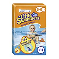 Huggies Little Swimmers Gr.5/6, 2er Pack (2 x 11 Windeln)