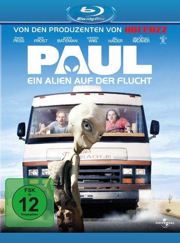 Paul - Ein Alien auf der Flucht [Blu-ray] - Lustiges Redneck-humor