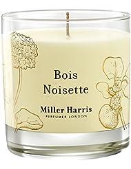 Miller Harris Chromatic Trilogy Candle, Bois Noisette 280 g
