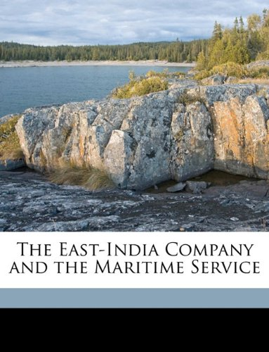 the-east-india-company-and-the-maritime-service
