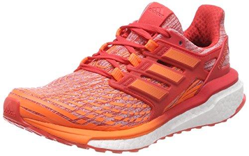buy online 79961 2c81f adidas Energy Boost W, Scarpe Running Donna Arancione (Hi-res Orange S18)