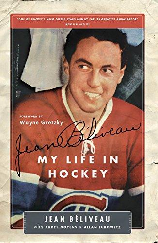Jean Béliveau: My Life in Hockey (English Edition) por Jean Beliveau