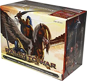 Cardfight Vanguard BUSDB-BT01 Dragoborne Booster Pack Vol.1-Rally to War, Multicolor